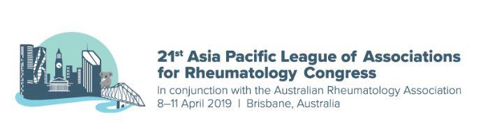 APLAR 2019 Conferences – Bangladesh Rheumatology Society (BRS)